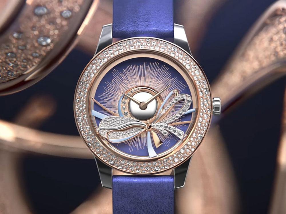 Đồng hồ Dior Grand Bal Ruban