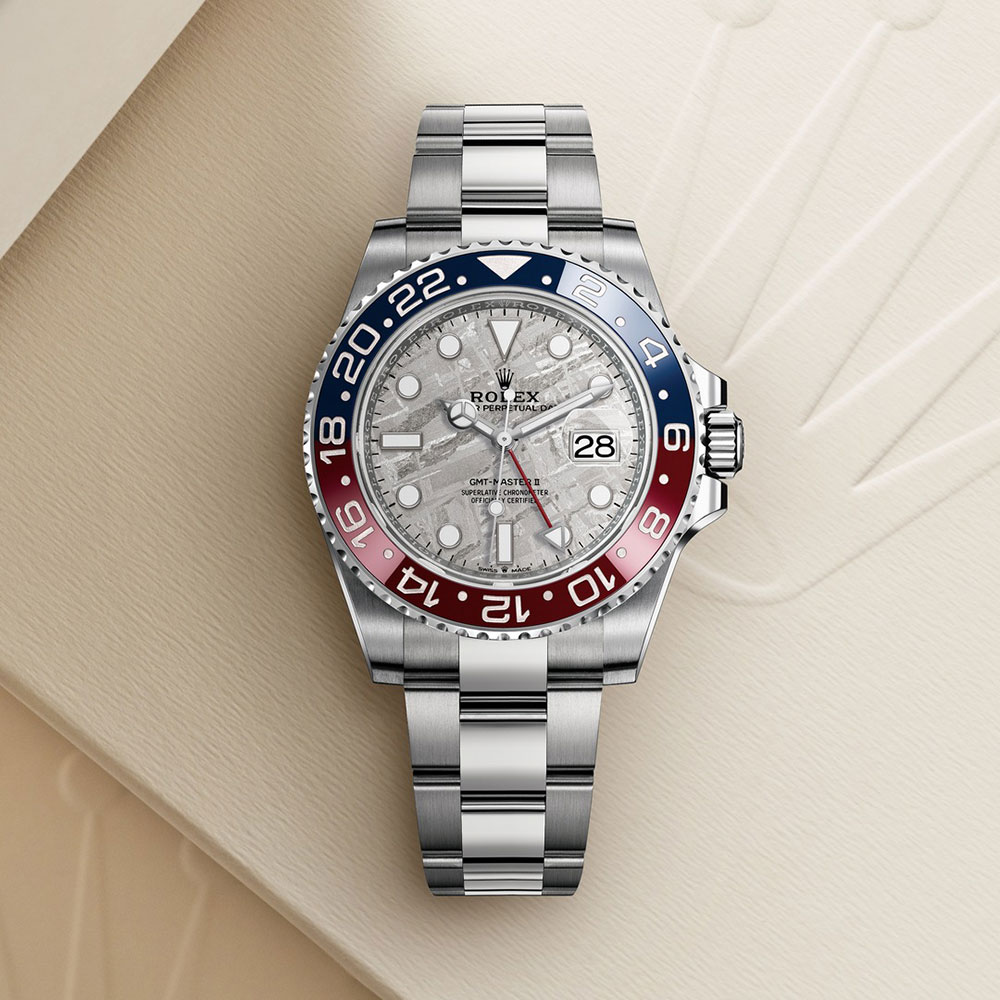 Đồng hồ mặt thiên thạch Rolex