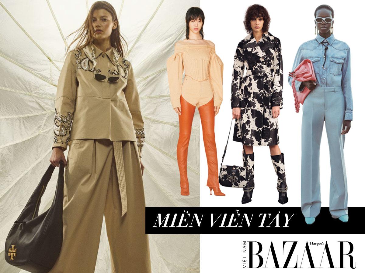 10 xu hướng thời trang hot nhất mùa Pre-Fall 2020