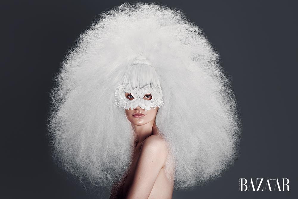 Kiểu tóc vương miện 1