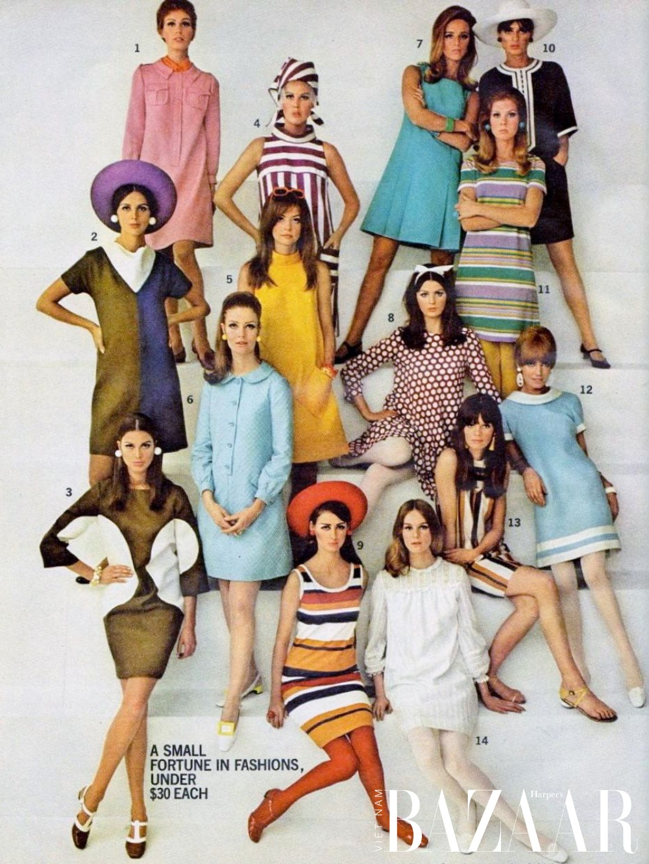 Phong cách retro thập niên 1960 của giới trí thức 3