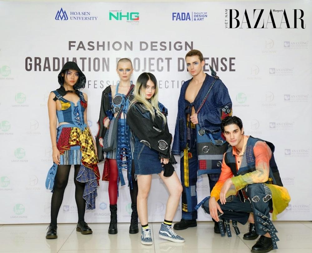 Fashion Creation 2020: Đoàn Thủy Tiên