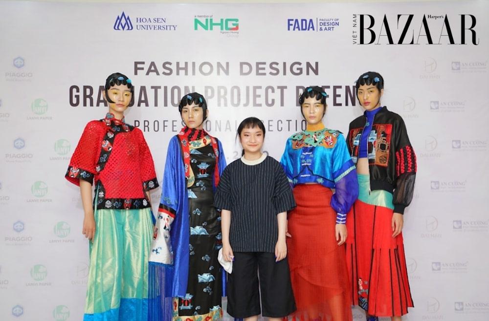 Fashion Creation 2020: Nguyễn Võ Minh Anh