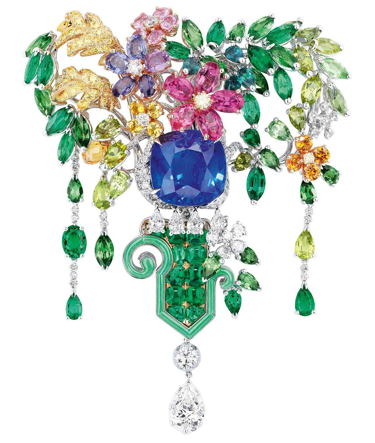 Sapphire, viên đá quý bảo mệnh của tháng 9, không chỉ có màu xanh