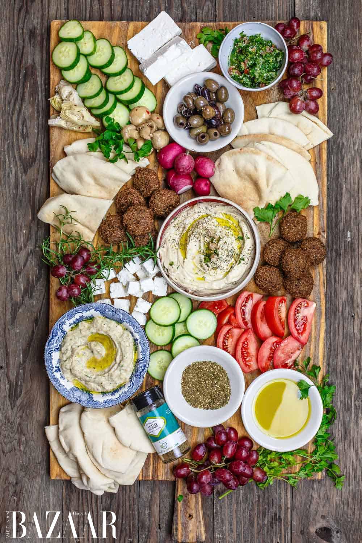 Phòng ngừa bệnh tim mạch và ung thư với chế độ ăn Địa Trung Hải 2
