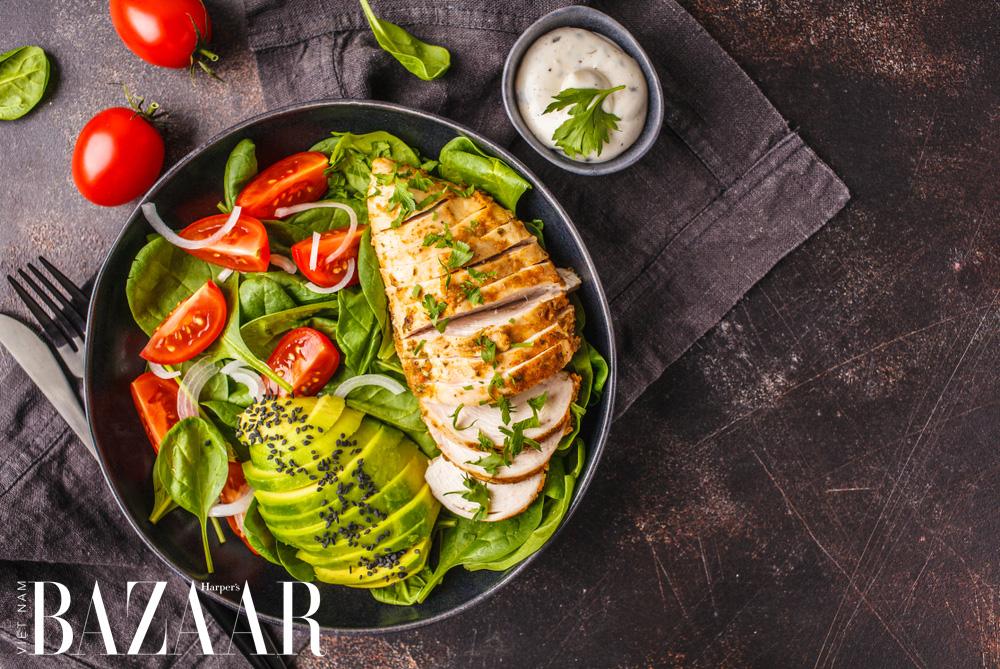 Phòng ngừa bệnh tim mạch và ung thư với chế độ ăn Địa Trung Hải 3