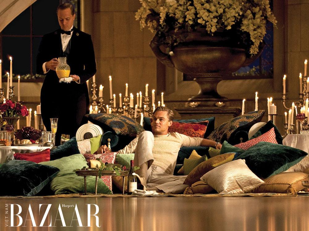 Trang trí nhà lộng lẫy với phong cách Art Deco như phim The Great Gatsby
