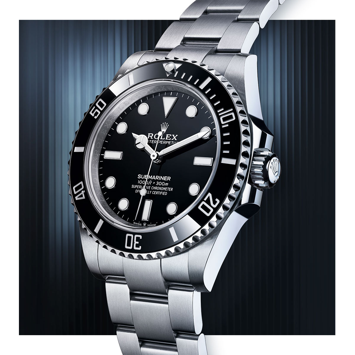 Đồng hồ Rolex Oyster Perpetual Submariner và Oyster Perpetual Submariner Date