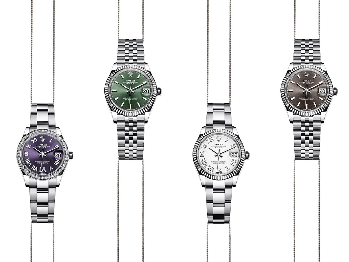 Đồng hồ Rolex Oyster Perpetual Datejust 31