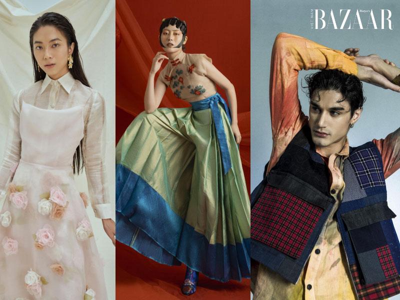 Fashion Creation 2020: Tinh thần duy mỹ của giới thiết kế trẻ Việt