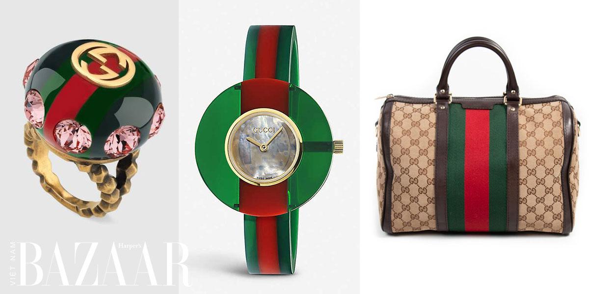 Bạn đã hiểu về các họa tiết kinh điển của Gucci?