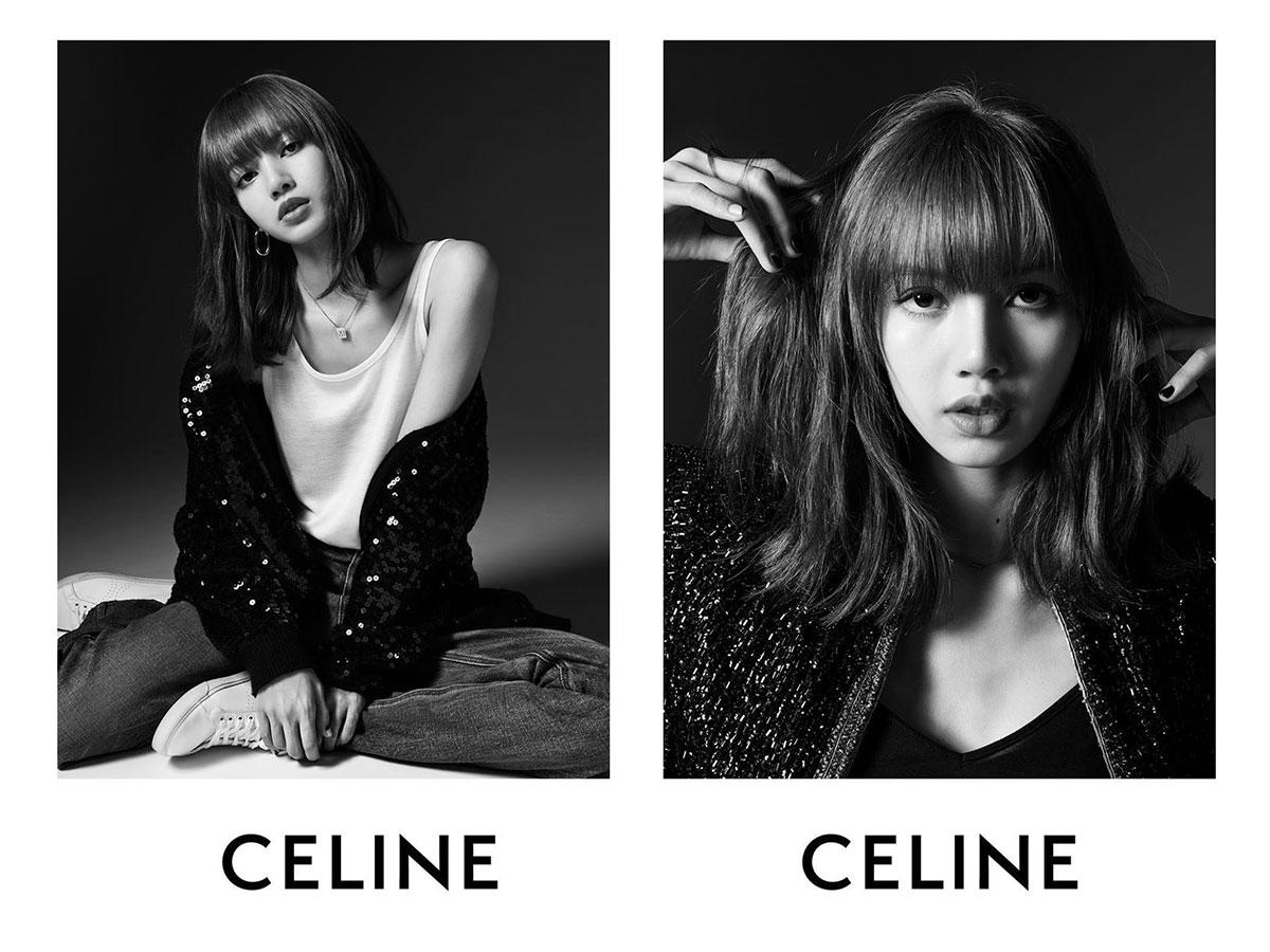 Chiến dịch thời trang Thu Đông 2020: Lisa Manoban của BLACKPINK for Celine