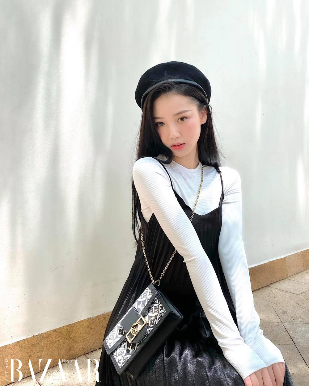 Túi Louis Vuitton Since 1854 ngập tràn streetstyle sao Việt