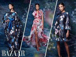 Marchesa Xuân Hè 2021: Tạm biệt những chiếc đầm dạ hội