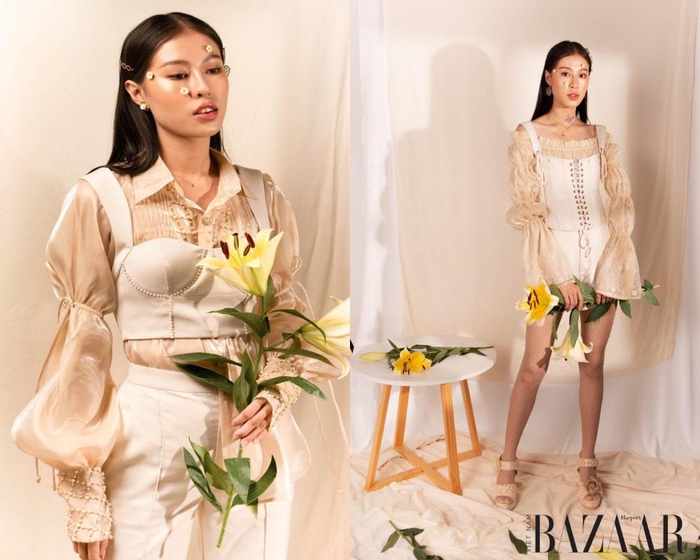 Fashion Creation 2020: Nguyễn Ngọc Đan Thanh