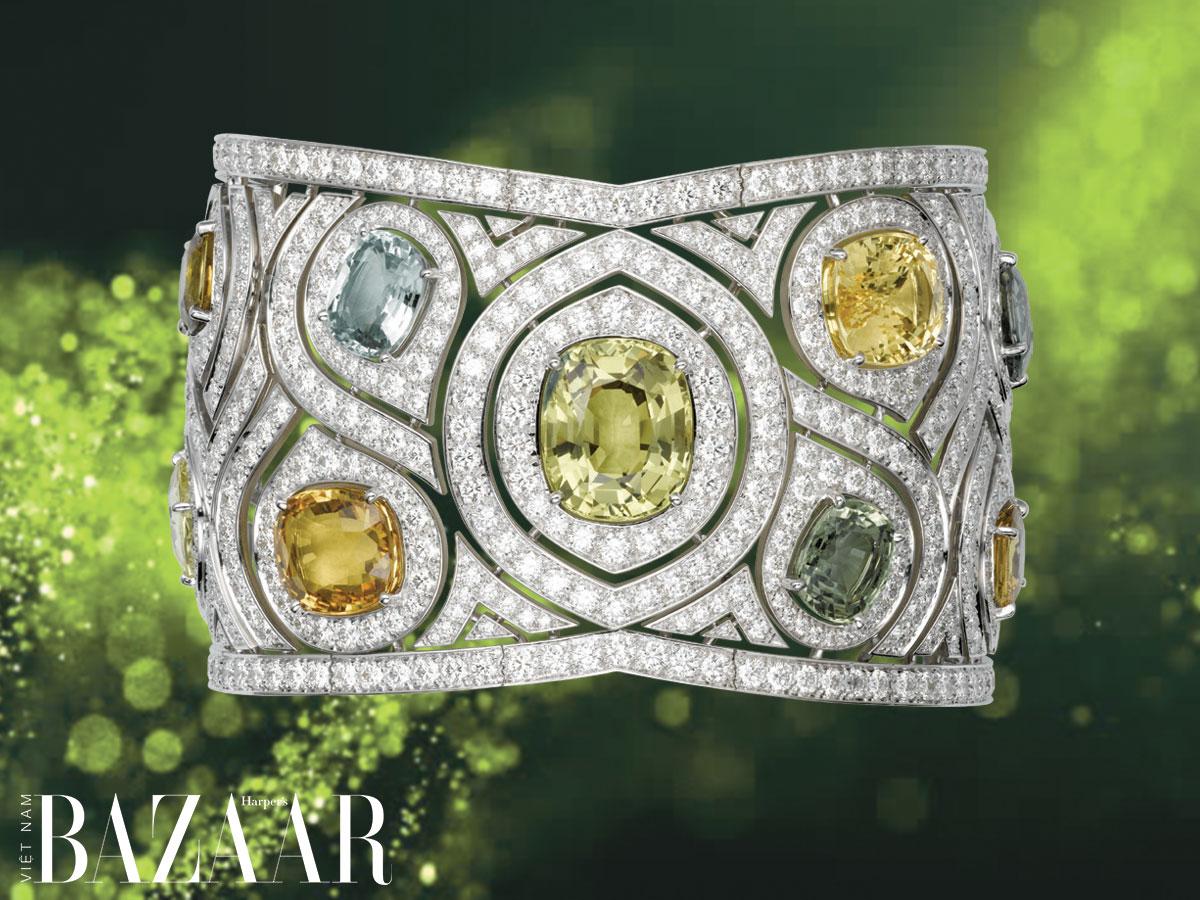 Sapphire màu nào đắt nhất? Hiểu về sapphire màu fancy 7