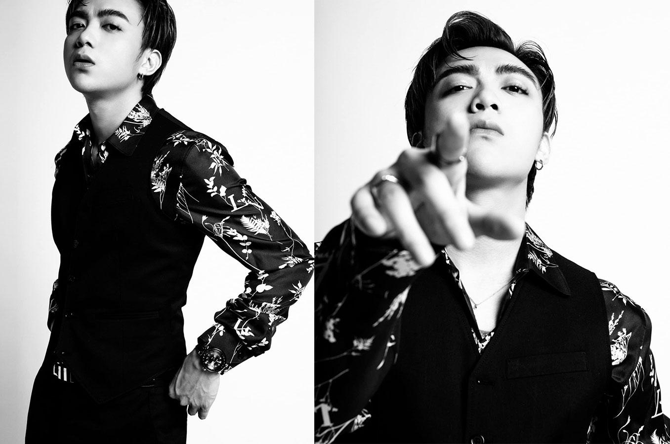 Soobin Hoàng Sơn kỷ niệm sinh nhật 28 tuổi với trang sức Louis Vuitton LV Volt