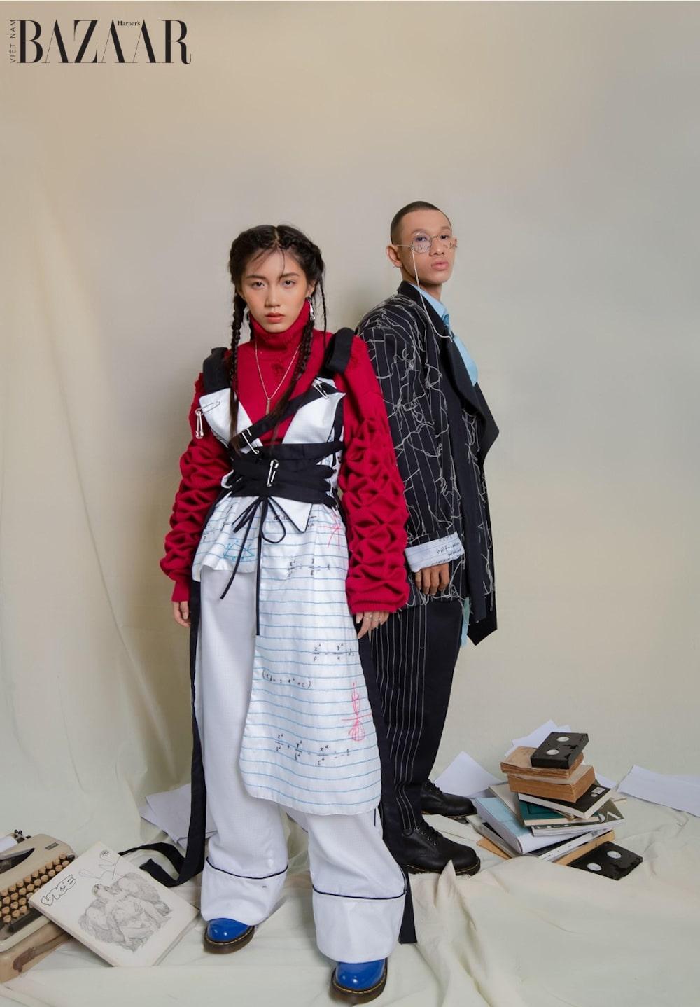 Fashion Creation 2020: Phan Thị Thanh Thảo