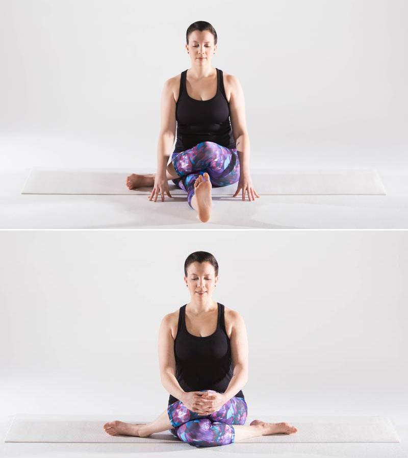 Yin Yoga là gì?   Bài tập yoga thiền chống trầm cảm 6