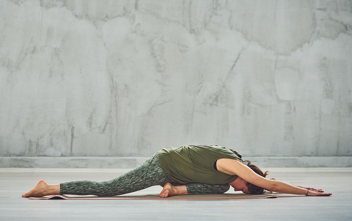 Yin Yoga là gì?   Bài tập yoga thiền chống trầm cảm 8