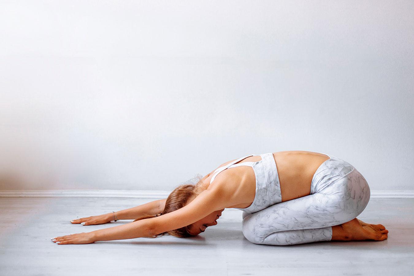 Yin Yoga là gì?   Bài tập yoga thiền chống trầm cảm 9