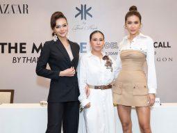 Minh Tú, Kiều Ngân, NTK Thanh Huỳnh tuyển mẫu cho show The Mirrage