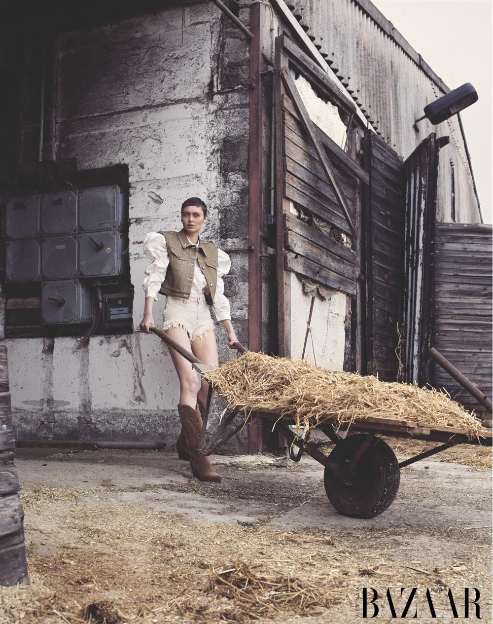 Một ngày ở nông trại với phong cách Cottagecore bình yên - Sven Bensemann