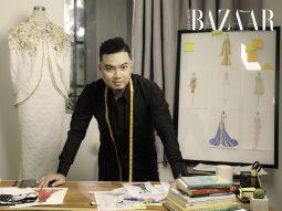 Đức Vincie: Từ cậu bé không tên đến nhà thiết kế của những hoa hậu