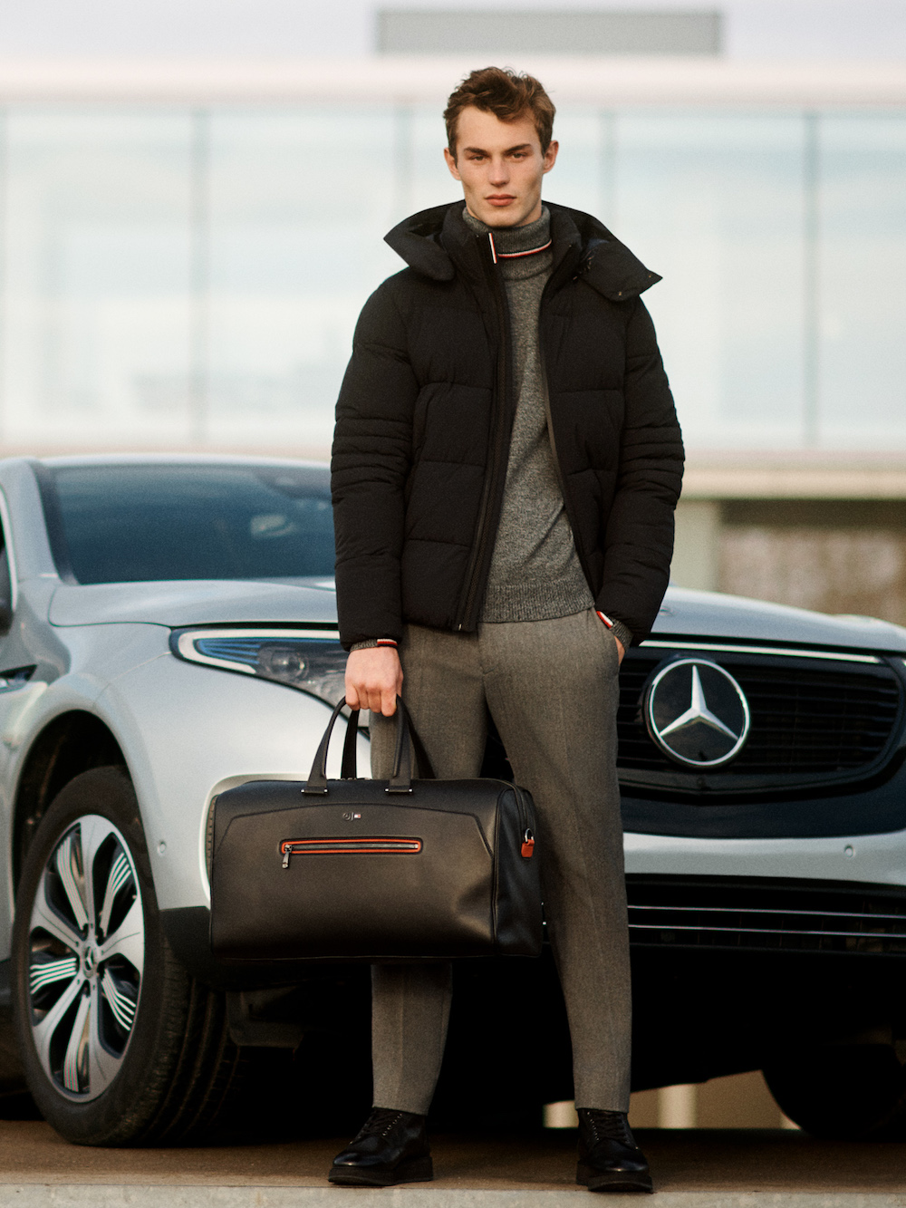 Tommy X Mercedes-Benz Capsule Thu 2020