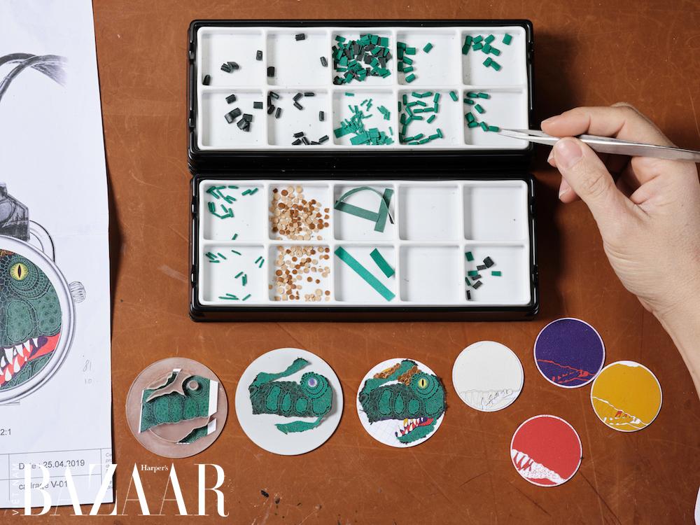 Hermès ra mắt đồng hồ Arceau Pocket Aaaaargh