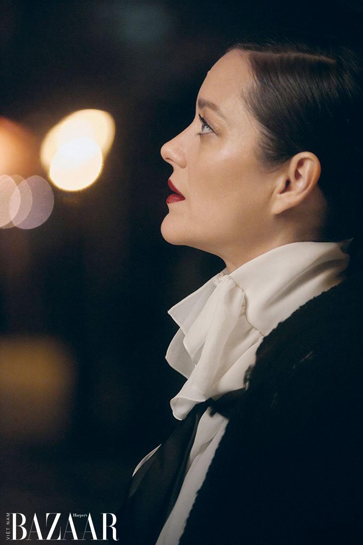 Marion Cotillard là nàng thơ kỷ niệm 100 năm nước hoa Chanel No.5 1
