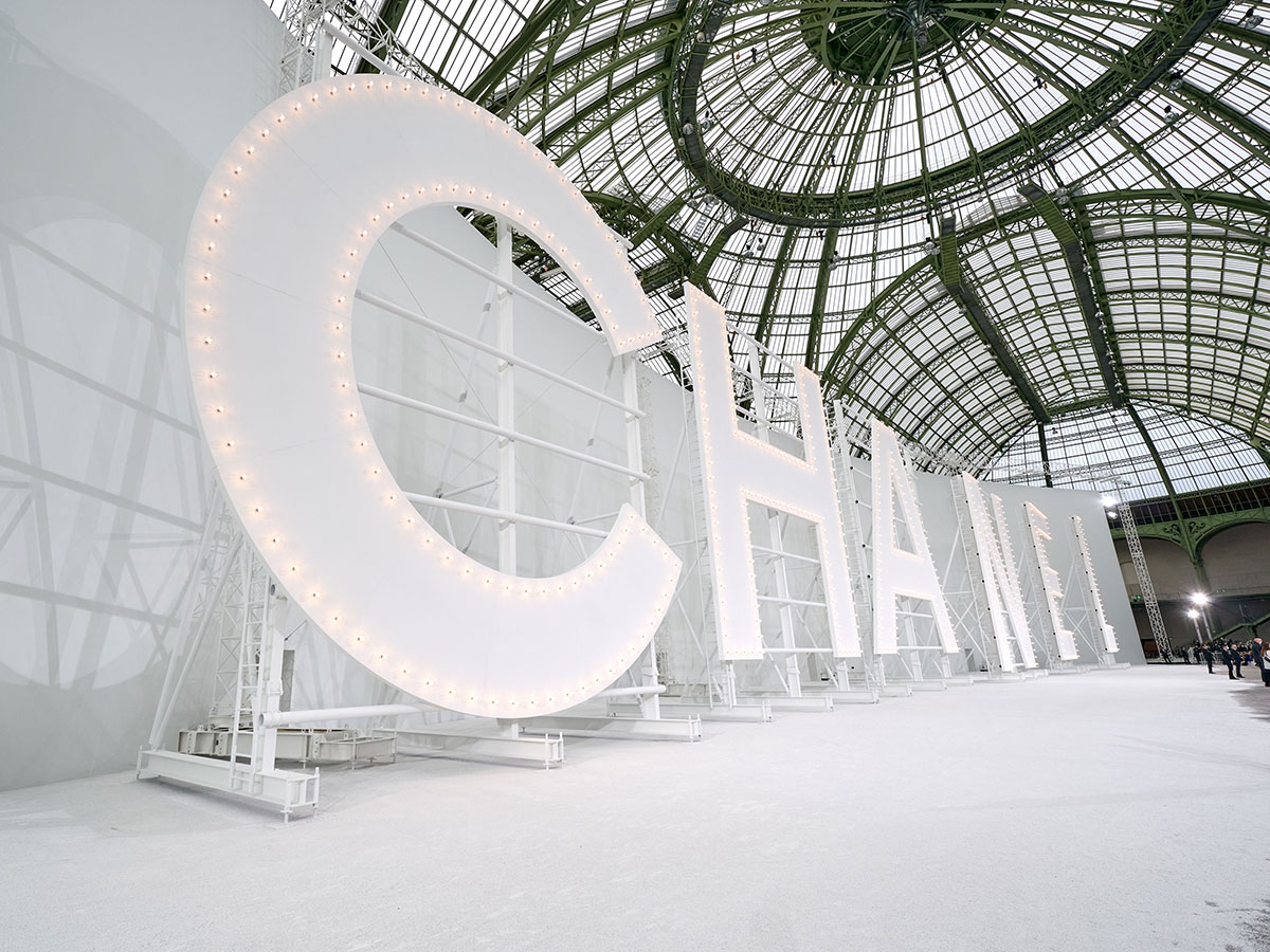 Chanel Xuân Hè 2021