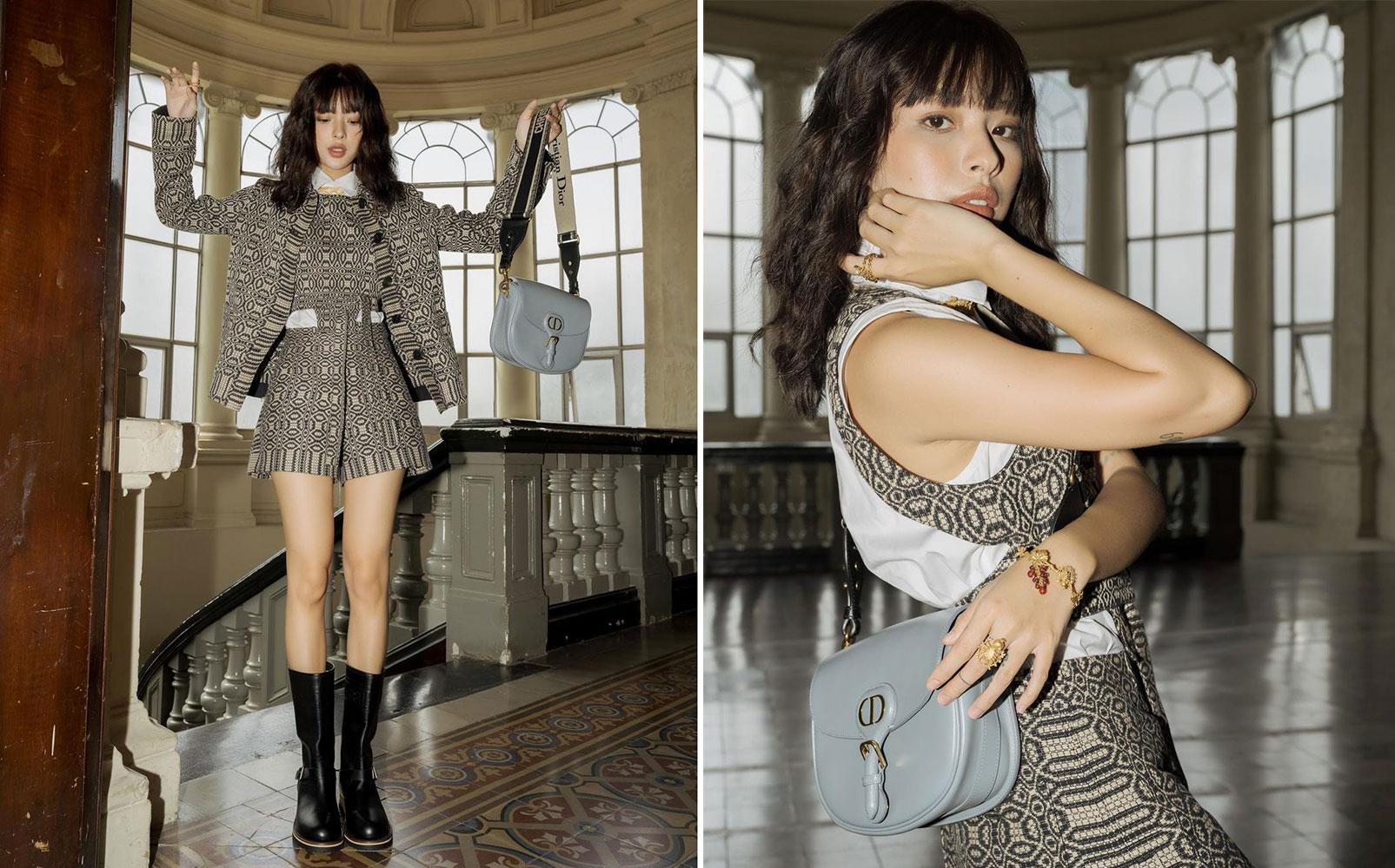 Tú Hảo mặc Dior Cruise 2021