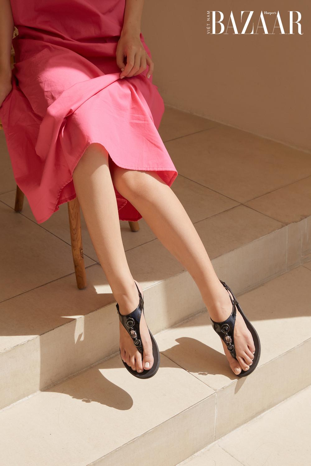 Bí mật công nghệ làm nên giày dép siêu thoải mái của FitFlop