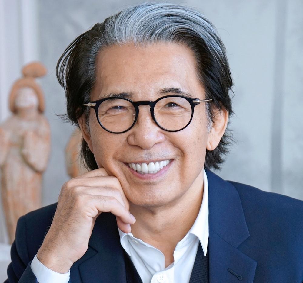 Nhà thiết kế Kenzo Takada qua đời vì COVID-19, hưởng thọ 81 tuổi