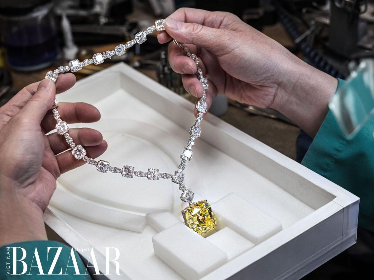 Kim cương màu fancy: Màu nào quý hiếm, đáng đầu tư nhất? 2