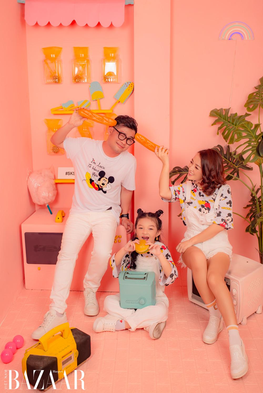 Phan Nguyễn Minh Quân: Con gái là động lực và cảm hứng làm thời trang của tôi