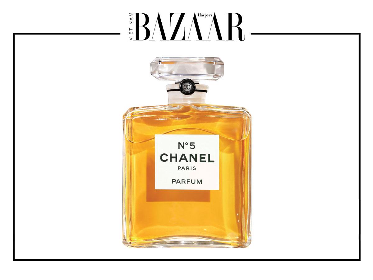 Quà tặng 20/10 ý nghĩa: Nước hoa Chanel no 5