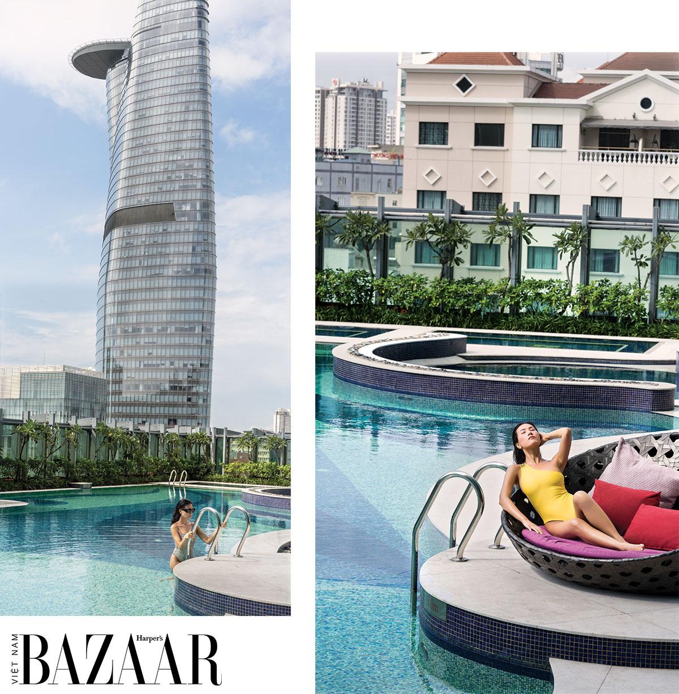 Xu hướng Staycation: Không thể đi du lịch nước ngoài, hãy hưởng thụ một ngày xa hoa tại The Reverie Saigon