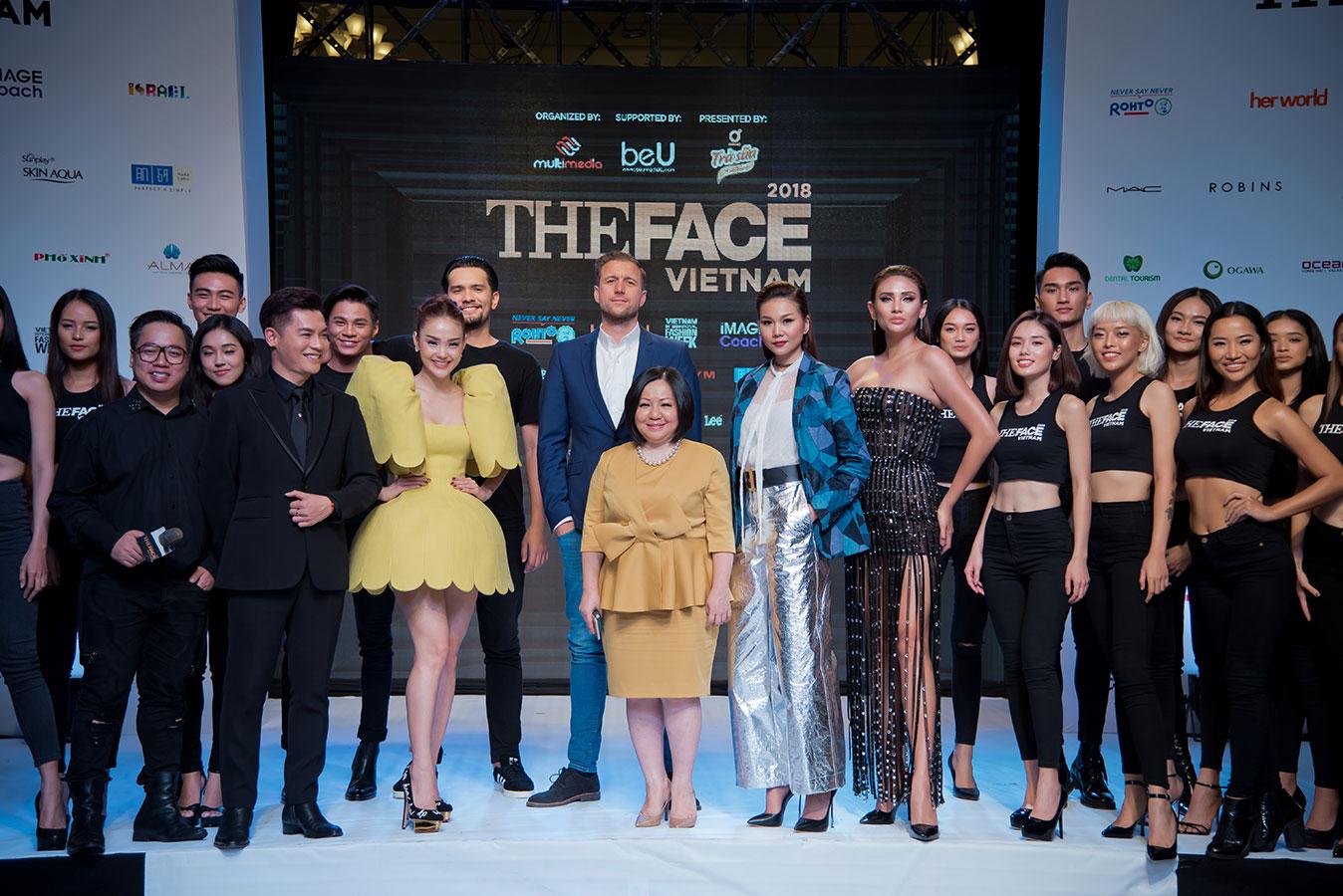 Cuộc thi The Face Vietnam 2020 khởi động với màn Voting online