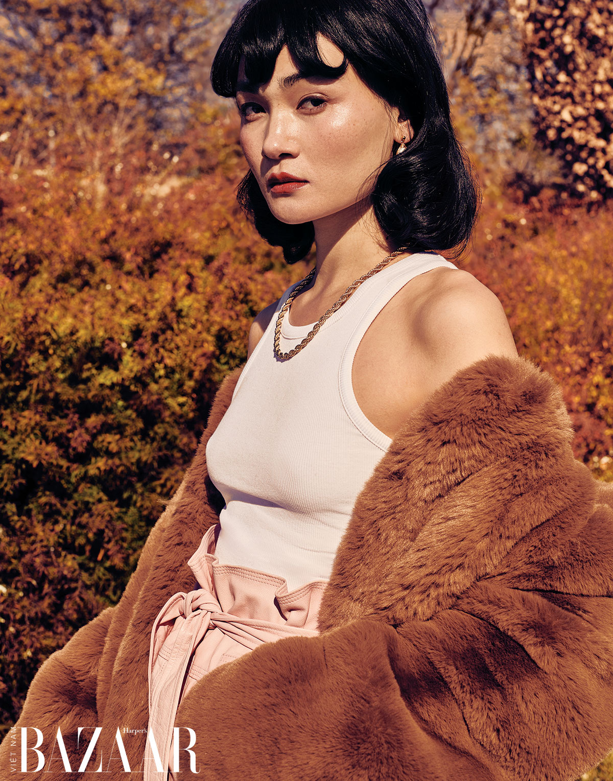 Thùy Trang Next Top Model chuẩn bị dự án truyền nghề cho người mẫu trẻ
