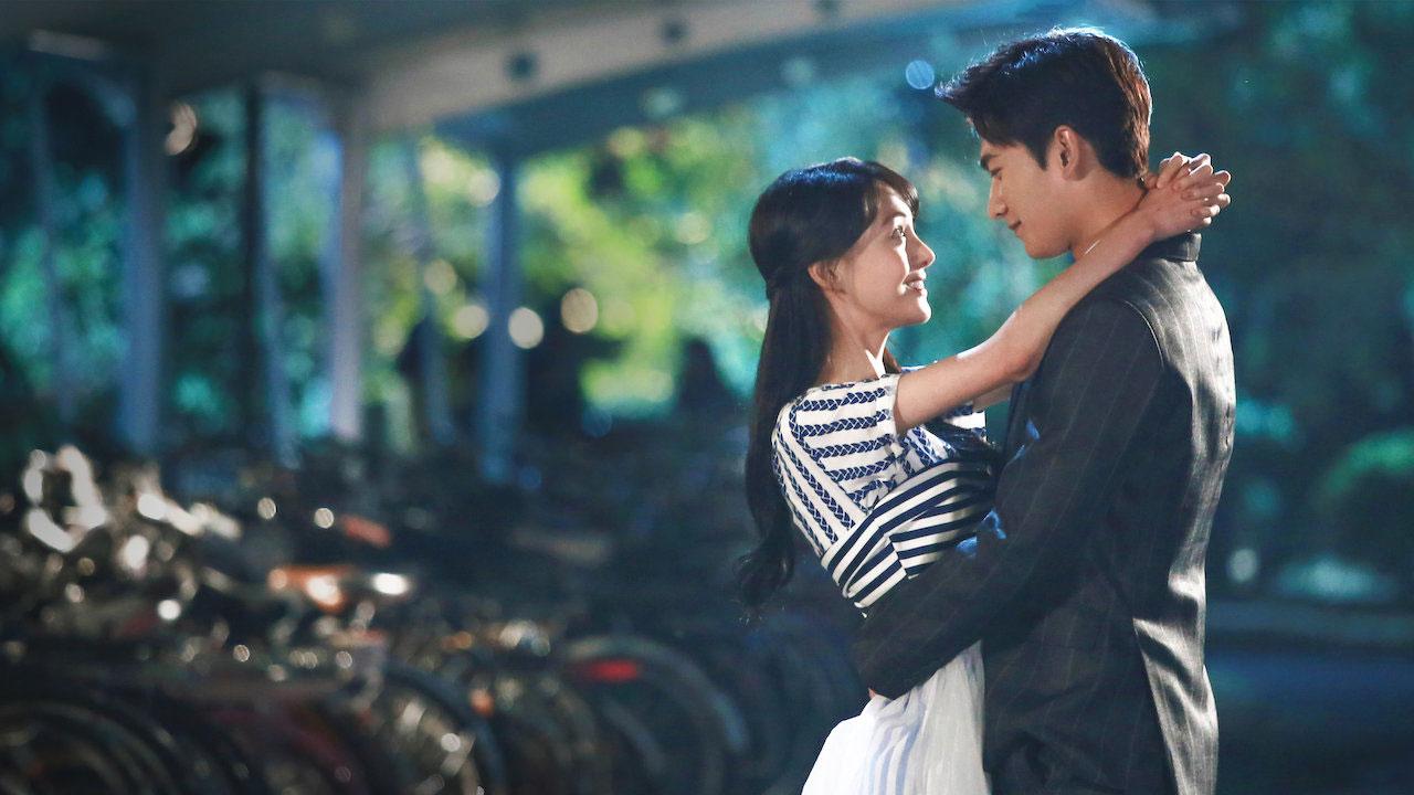 Bối Vy Vy (Trịnh Sảng) và Tiêu Nại (Dương Dương), cặp đôi gây sốt con tim tuổi trẻ của bộ phim Yêu em từ cái nhìn đầu tiên