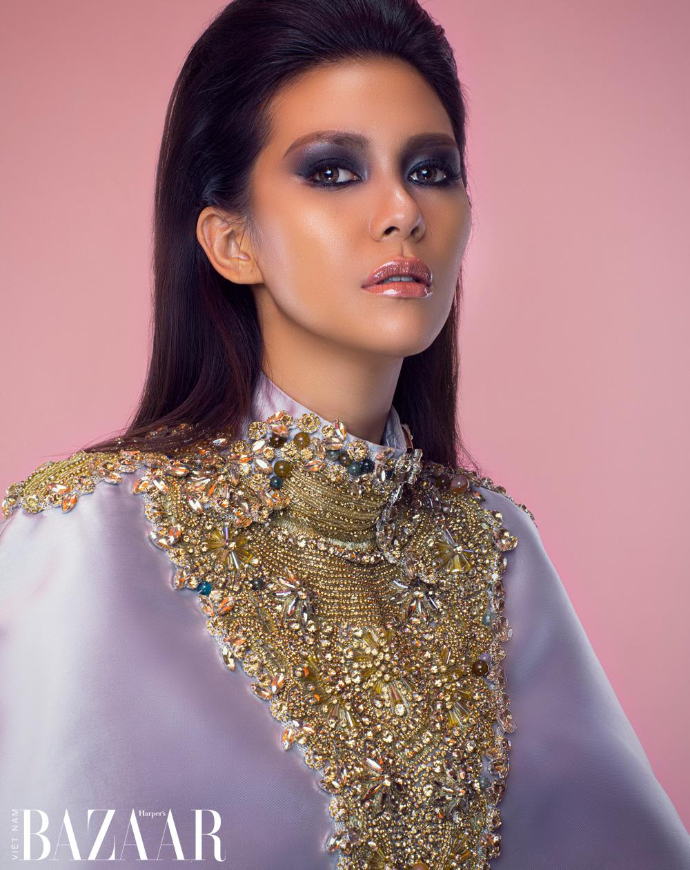 Angelia Ong: Nàng Hoa hậu Trái Đất xinh đẹp, can trường