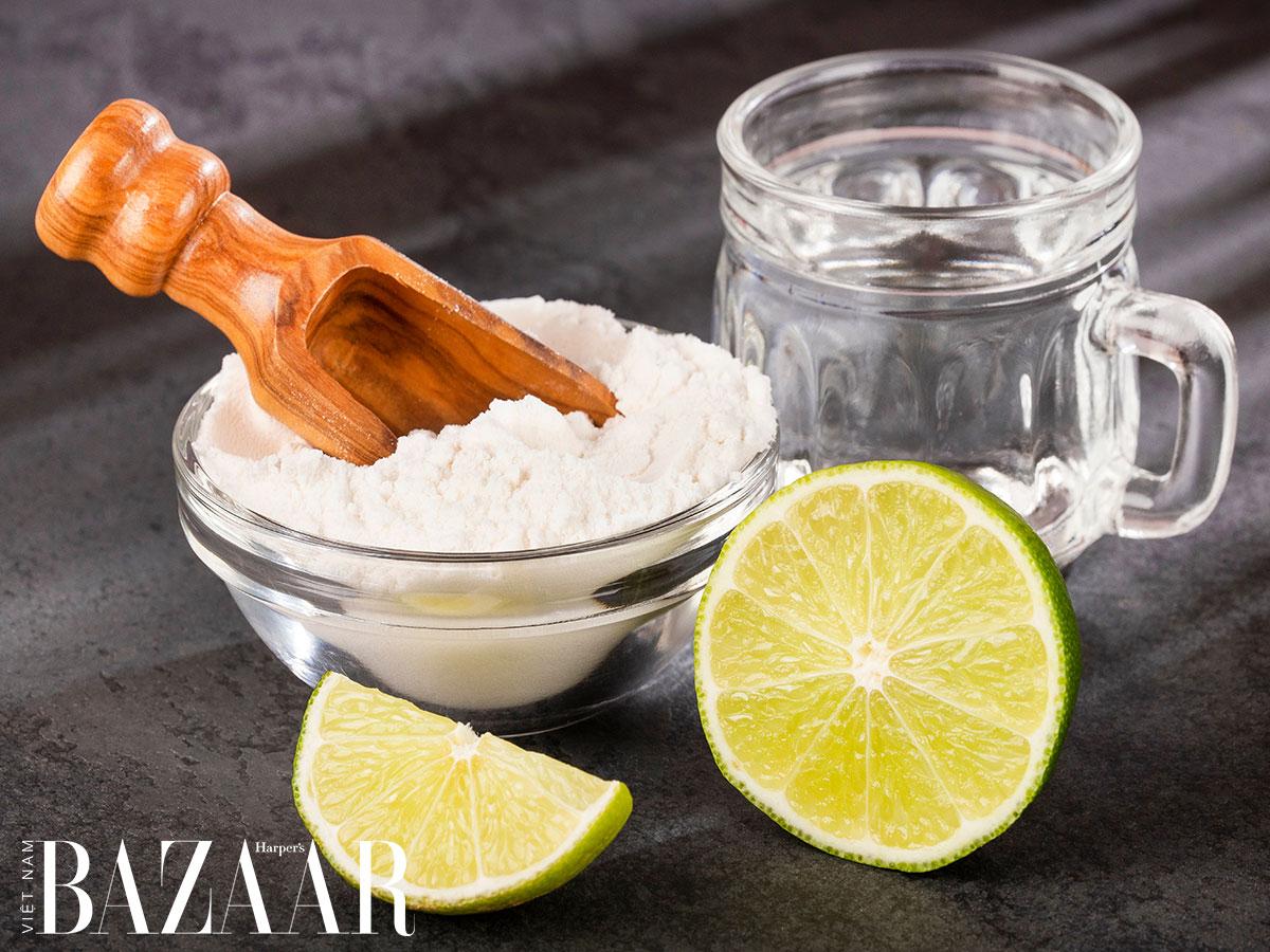 Tẩy tế bào chết tay chân tại nhà cực mềm mịn mà đơn giản với bột baking soda