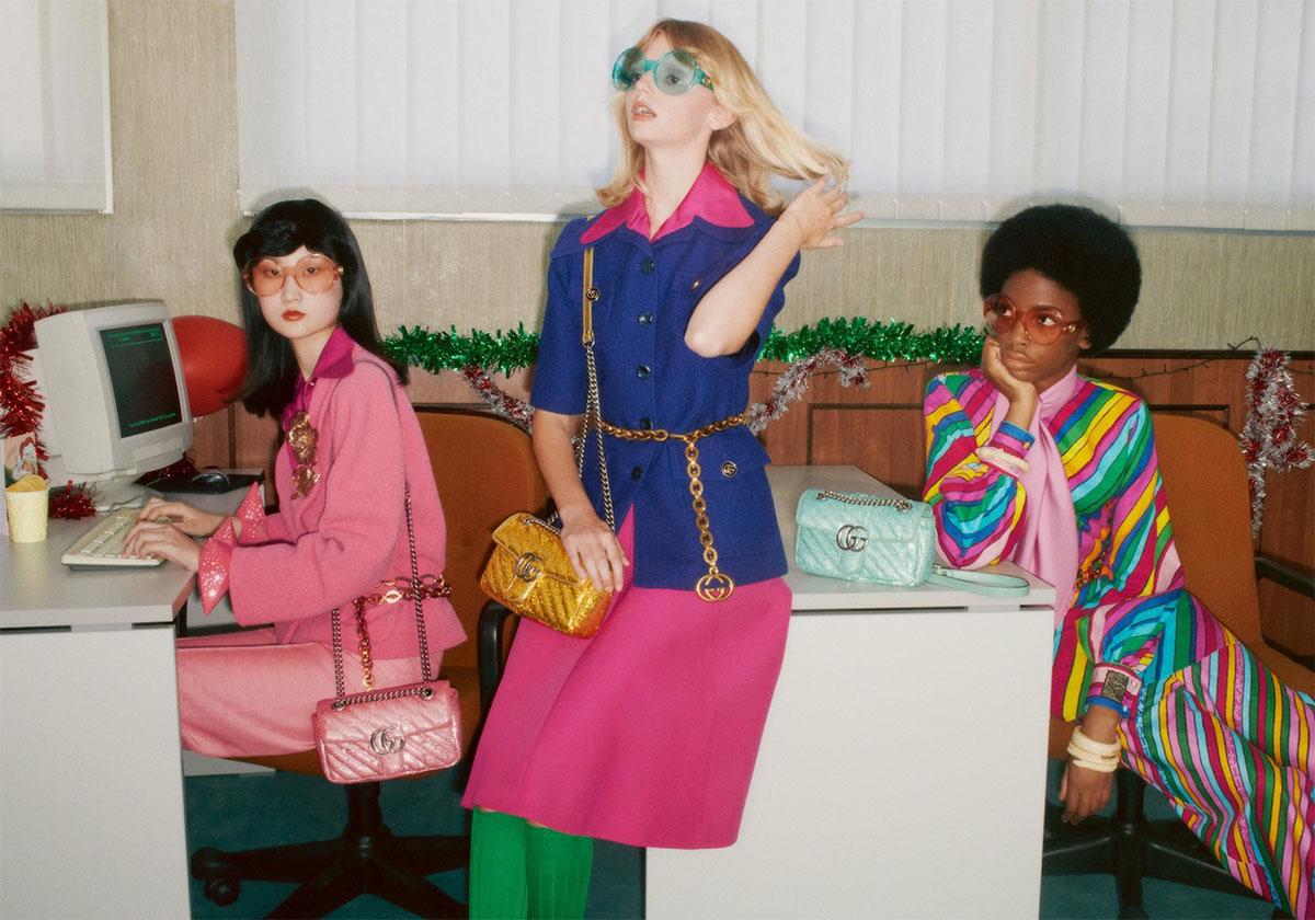 Gucci Gift 2020: Chiến dịch quảng cáo mùa Giáng Sinh của Gucci