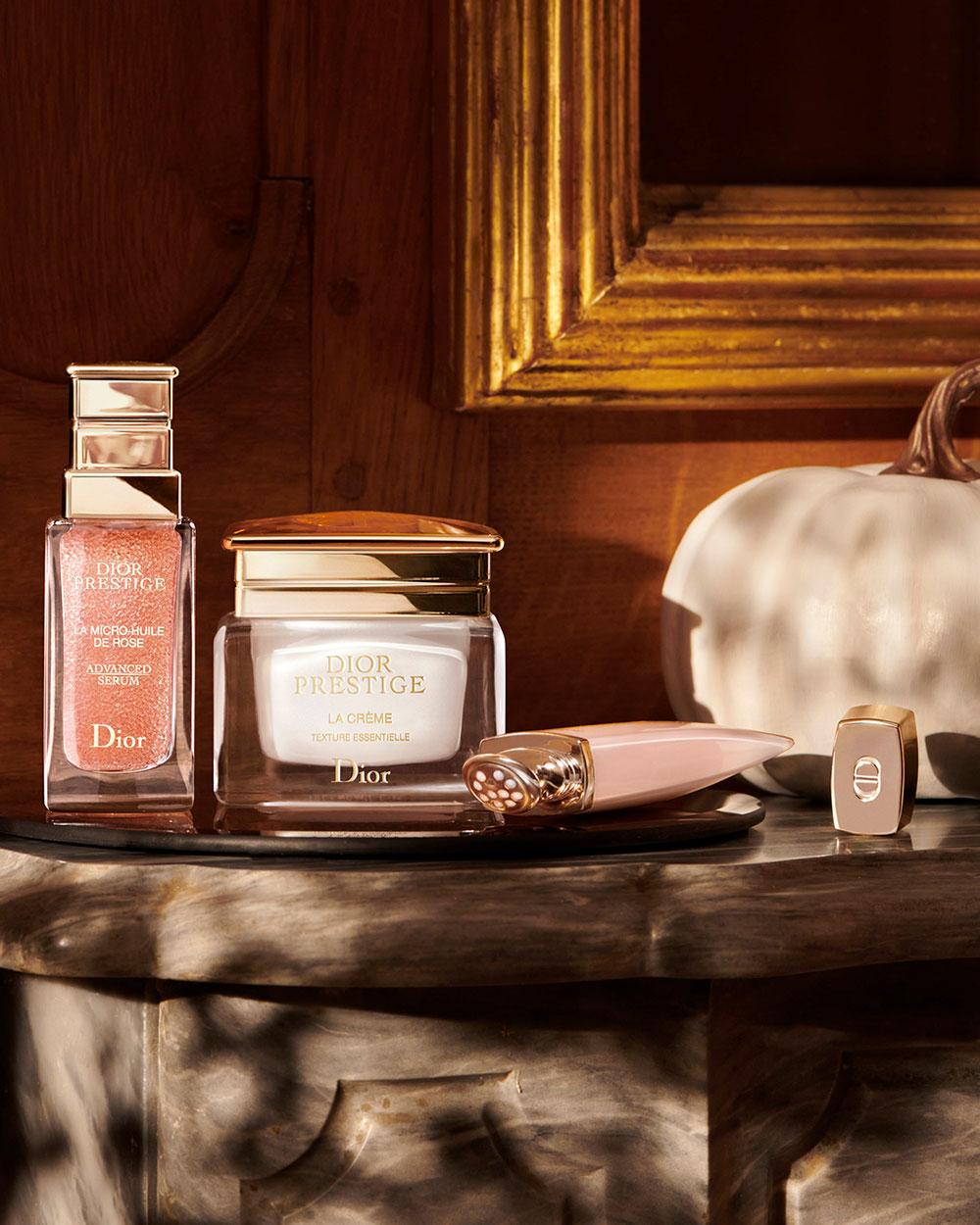 Dior Prestige La Micro Huile de Rose, tinh chất chống lão hóa cao cấp 2