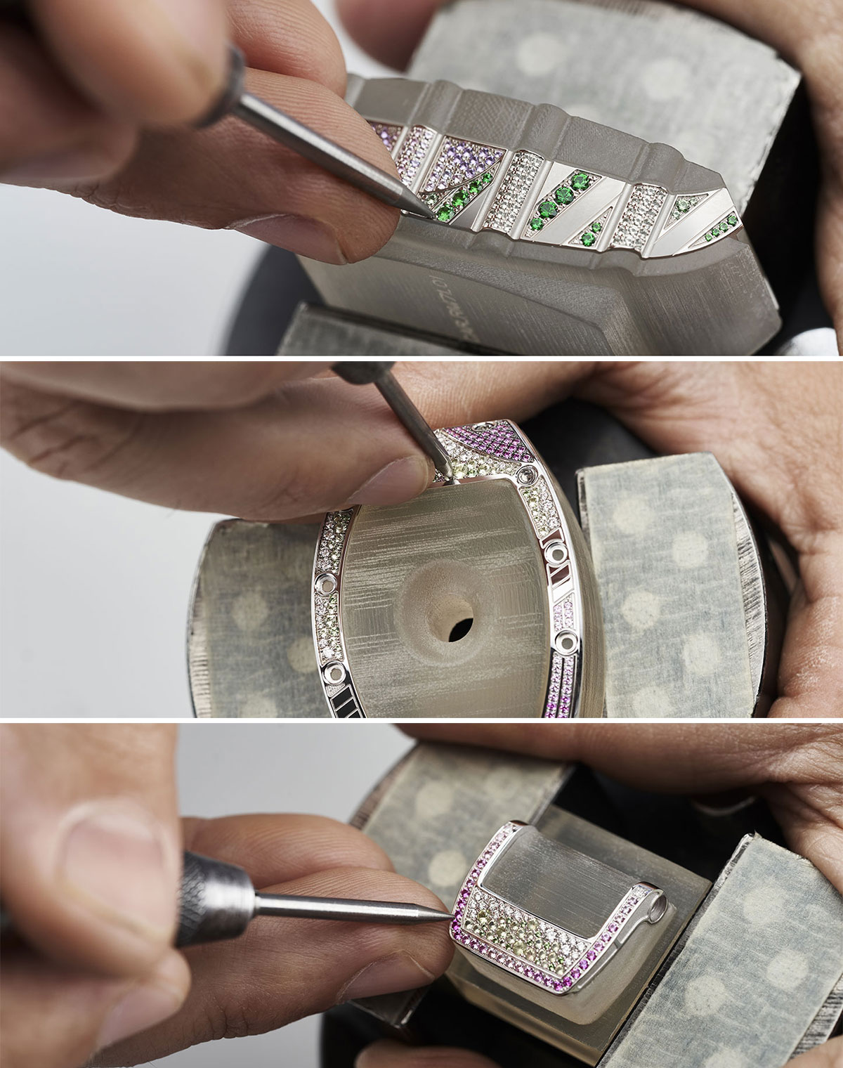 Đồng hồ RM 71-02 Automatic Tourbillon Talisman Savoir Faire