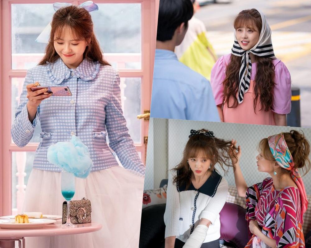 Phim Hàn cuối năm 2020 có gu thời trang đẹp: Do Do Sol Sol Sol La Sol