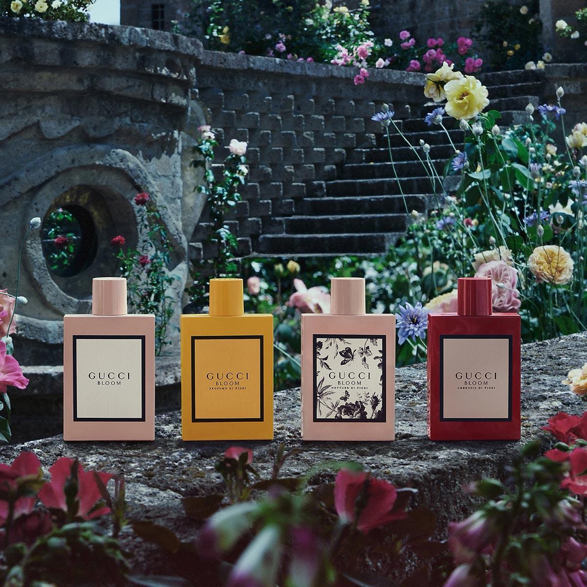Gucci mở rộng dòng Gucci Bloom với nước hoa Profumo Di Fiori 3