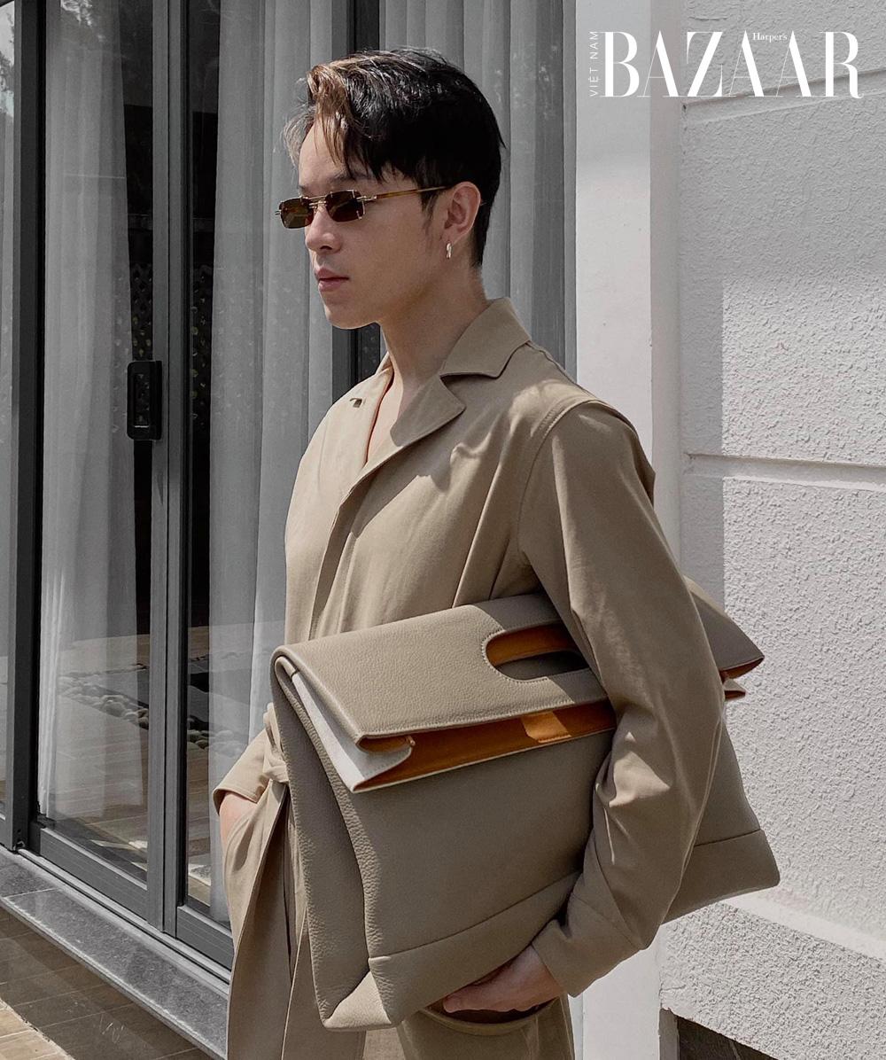Kelbin Lei ra mắt thương hiệu thời trang riêng: Klei Studio